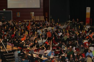 Bundesparteitag 2012.2 der Piratenpartei in Bochum