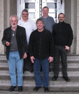 Listenkandidaten der Piratenpartei Witten für die Kommunalwahl 2014