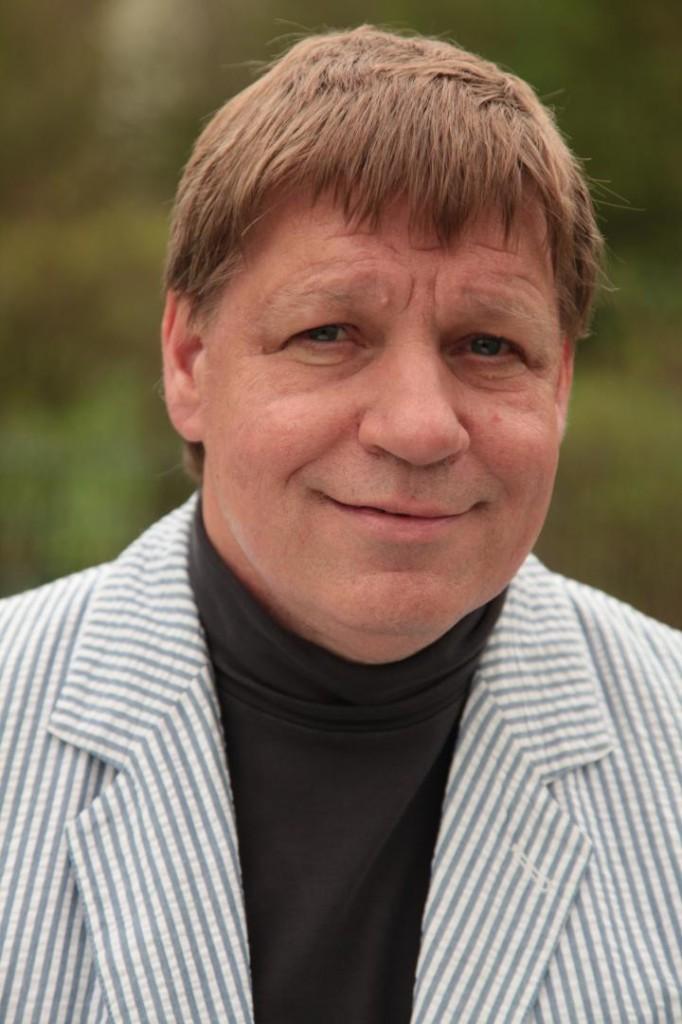 Portraitfoto von Roland Löpke