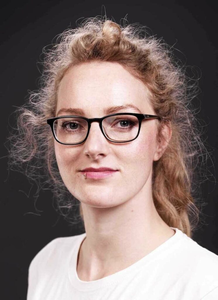 Portrait von unserer Wittener Ratsfrau Elaine Bach